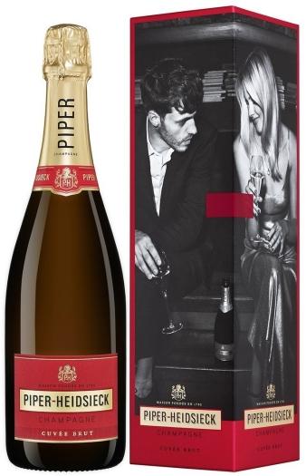 Piper-Heidsieck Cuvee Brut Champagne AOC ATL Edition 0.75L