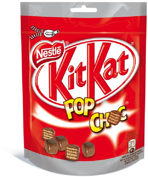 KitKat Pop Chocolate Balls 140g