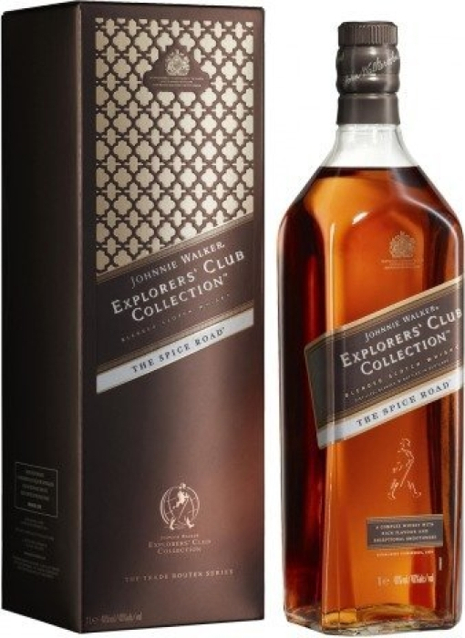 Johnnie Walker Explorers Club Collection, The Spice Road 1L