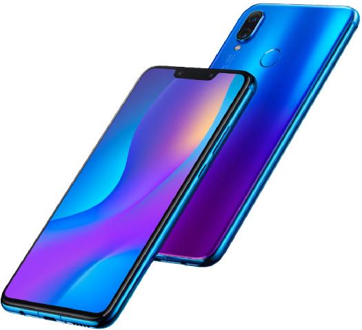 Huawei Nova 3I 128GB Dual SIM Purple