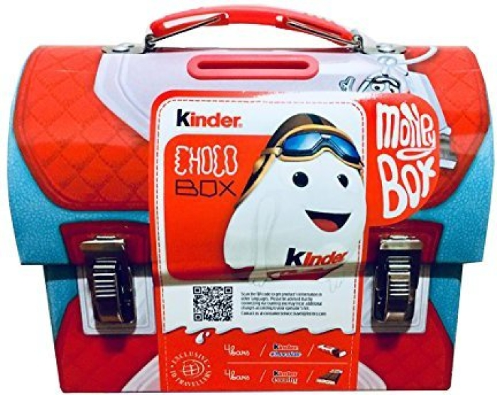 Kinder Chocobox 144g