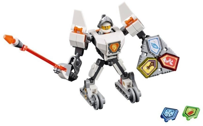 LEGO Nexo Knights Battle Suit Lance