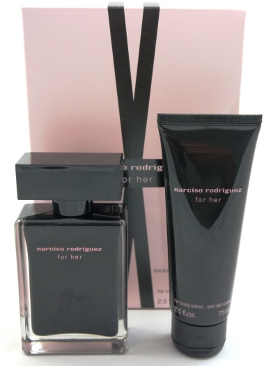 Narciso Rodriguez For Her Set EdT 100ml+75ml