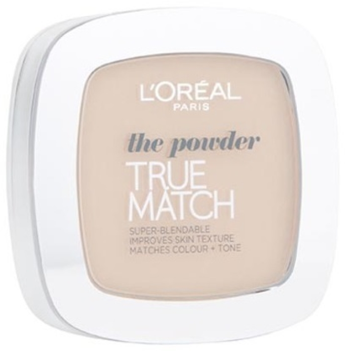 L'Oreal True Match Powder NC3 Rose Beige 9g