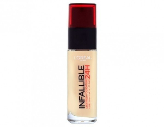 L'Oreal Paris Infallible Liquid Foundation N120 Vanilla 30ml