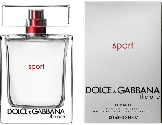 Dolce&Gabbana The One for men sport EdT 100ml