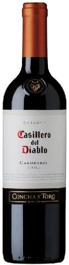 Casillero del Diablo Carménère Rapel Dry Red 0.75L