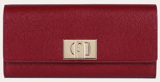 Furla 1927 Wallet, CILIEGIA d, PCV0ACOARE000CGQ0010