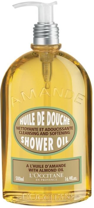 L'Occitane en Provence Almond Shower Oil 500ml
