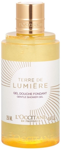 L'Occitane en Provence Terre de Lumiere Gentle Shower Gel 250ml