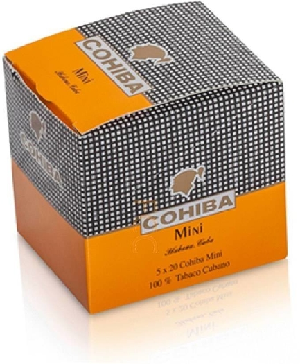 Cohiba Mini Cigarillos 5x20