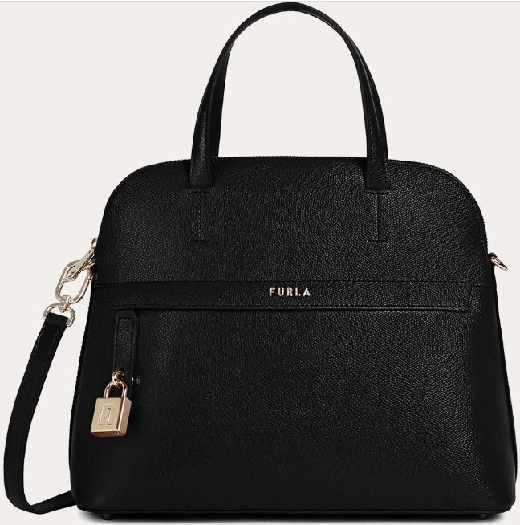 Furla Piper, Handbag, Black BAQNFPIARE000O600010