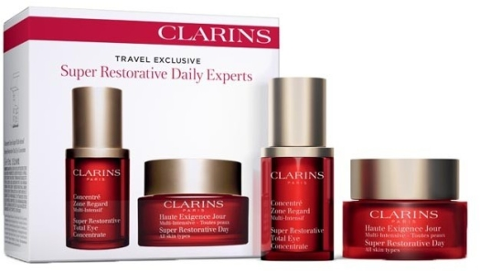 Clarins Super Restorative Daily Experts Set 50ml+20ml