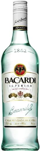 Bacardi Superior 0.5L