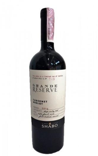 Shabo Grande Reserve Cabernet Merlot 0.75L