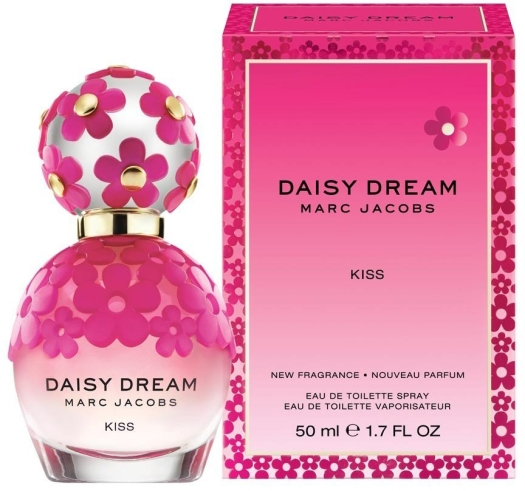 Marc Jacobs Daisy Dream Kiss EdT 50ml