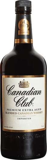 Canadian Club Whiskey 1L