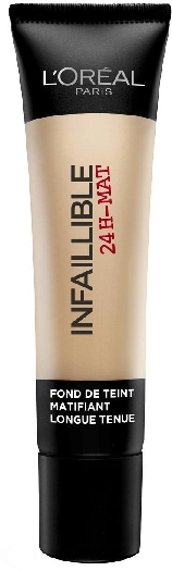 L'Oreal Paris Infaillible Foundation N24 Beige Dore 35ml