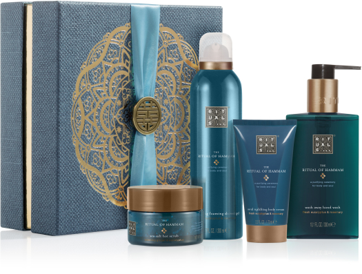 Rituals The Ritual Of Hammam Purifying Ritual Set