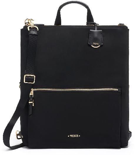 Tumi Voyageur Jane Convertible Backpack, Black 0196446D1041