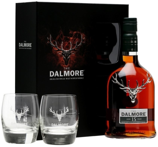 Dalmore 15 year old Scotch Whisky 0.7L