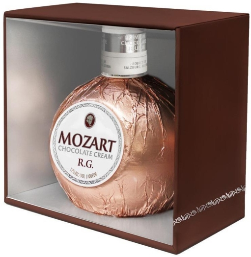 Mozart R.G. Chocolate Cream Liqueur 0.7L