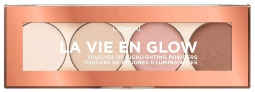 L'Oreal Paris Woke Up Like This La Vie en Glow Palette 78g