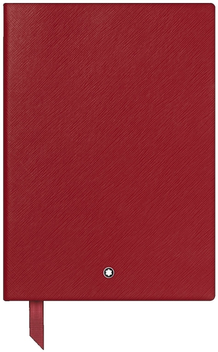 Montblanc Fine Stationery Notebook 146 Red