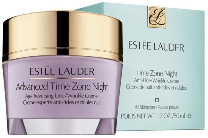 Advanced Time Zone Night Creme 50ml