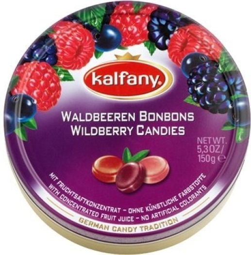 Kalfany Wildberry Candies 150g