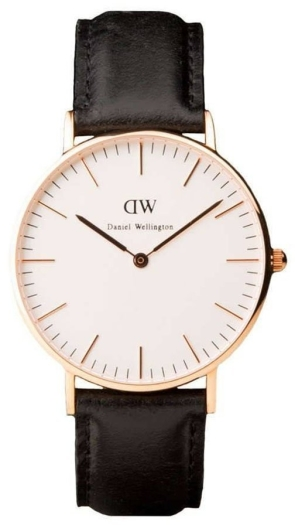 Daniel Wellington DW00100036 Sheffield Rose