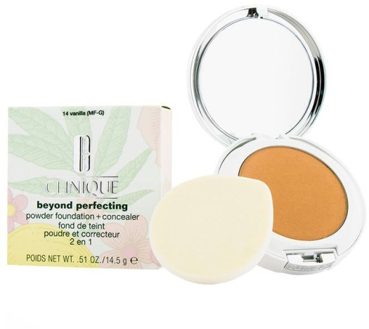 Clinique Beyond Perfecting Powder N14 Vanilla 14.5g