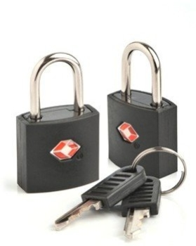 Travel Blue 028 2xTSA Lock