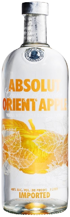 Absolut Orient Apple 1L