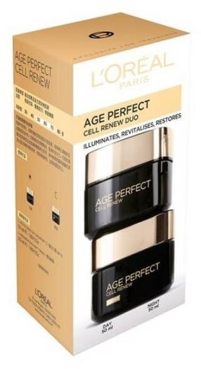 L'Oreal Paris Age Perfect Face Care Duo Set 2x50ml