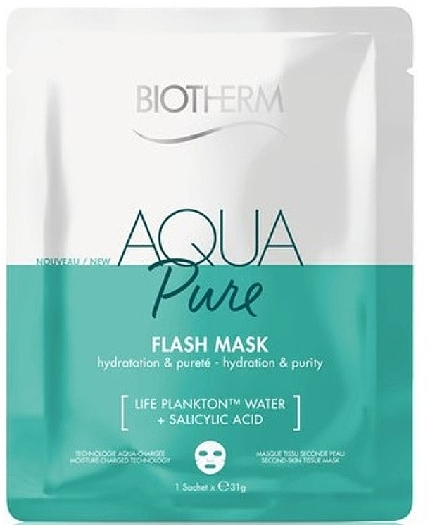 Biotherm Aquasource Pure Flash Mask LB539200 35ml