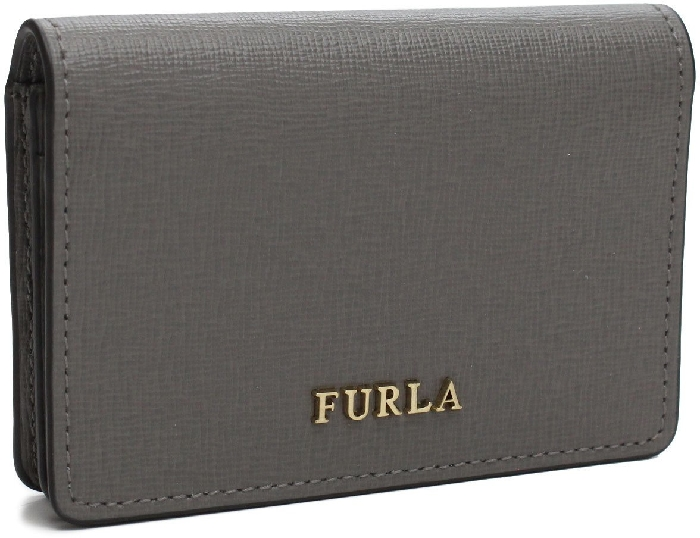 Furla Card holder Babylon 903646 Grey