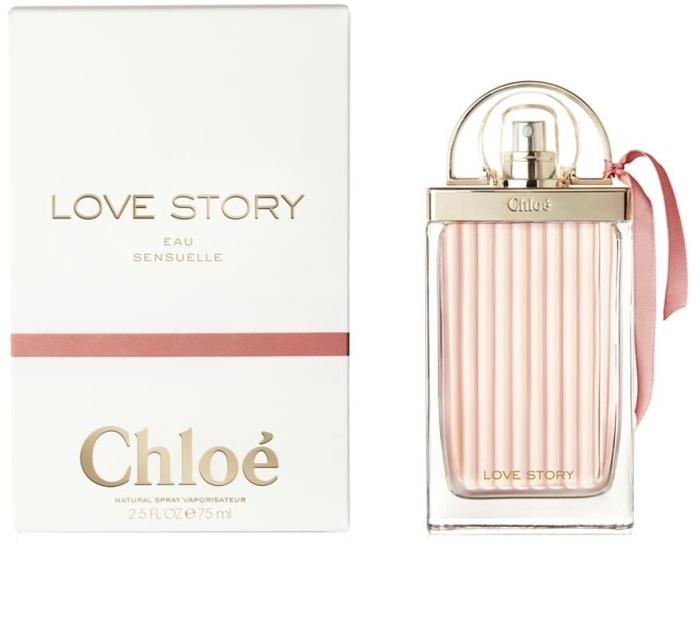 Chloe Love Story Eau Sensuelle EdP 75ml