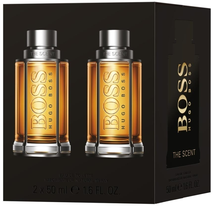 Boss The Scent For Him Duo Set EdT 2x50ml