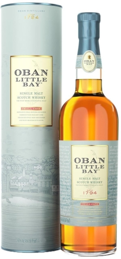 Oban Little Bay Whiskey 43% 1L