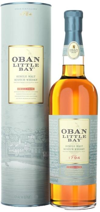 Oban Little Bay Whiskey 43% 1L
