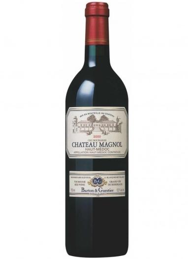 Barton&Guestier Chateau Magnol Haut-Medoc 1.5L