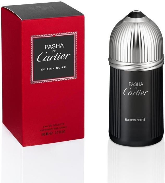 Cartier Pasha De Cartier Noire Edition EdT 100ml