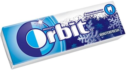 Wrigley's Orbit Winterfresh Gum 13.6g