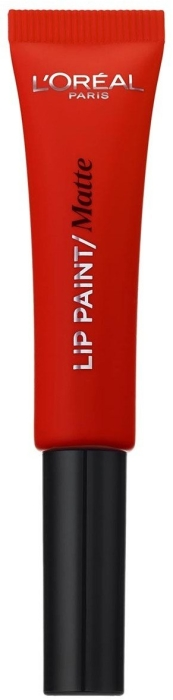 L'Oreal Paris Infaillible Paint Lipstick Matte N204 Red Actually 8ml
