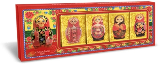 Imperial Chocolate Russian Matryoshka 60g