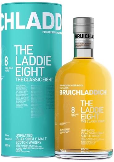 Bruichladdich Laddie 8 50% 0.7L