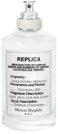 Maison Margiela Replica Eau de Toilette Lazy Sun Morning 100ML
