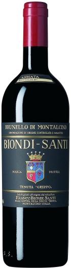 Biondi Santi Brunello di Montalcino 0.75L