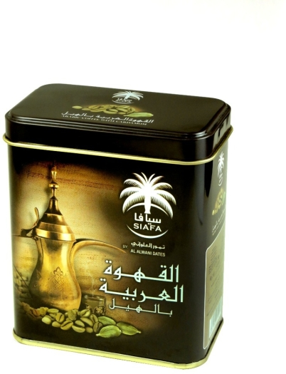 Siafa Arabic Coffee with Cardamom 200g
